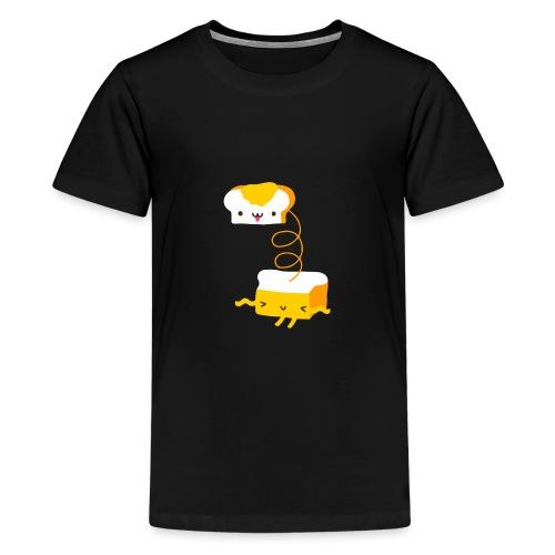Cat sandwich gatto sandwich - Maglietta Premium per ragazzi