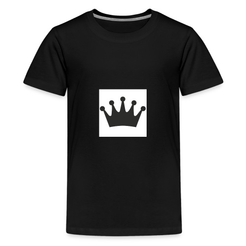 krone - Teenager Premium T-Shirt