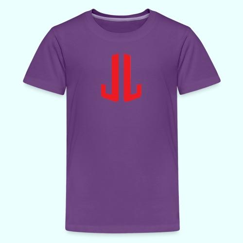 BodyTrainer JL - Teinien premium t-paita