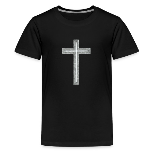 Croix - T-shirt Premium Ado