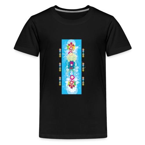 melange color - T-shirt Premium Ado