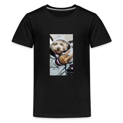 Prueba_1 - Camiseta premium adolescente