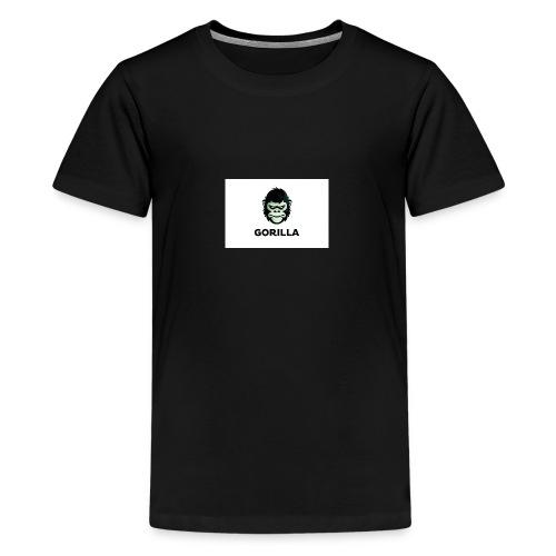 untitled 3 edited - Teenager Premium T-Shirt
