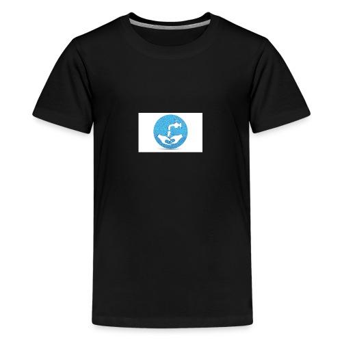 Handwäsche - Teenager Premium T-Shirt