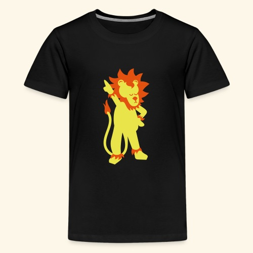 Partylöwe - Teenager Premium T-Shirt