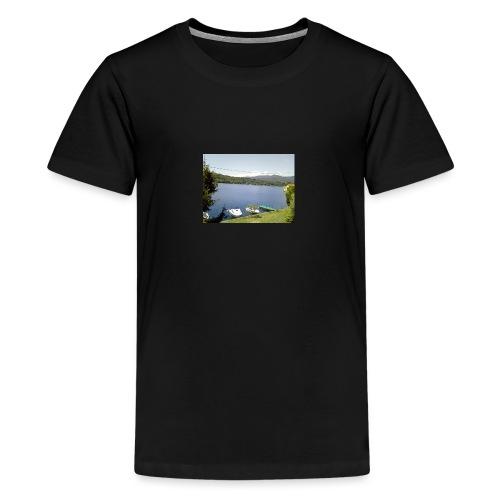 Lago - Maglietta Premium per ragazzi