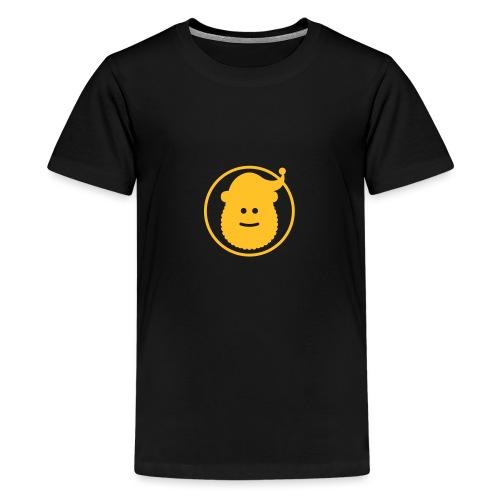 Santa Claus Avatar - Teenage Premium T-Shirt