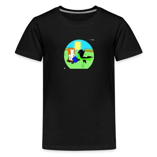 Dopey And Blade - Teenage Premium T-Shirt
