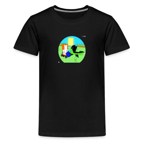Dopey And Blade - Teenage Premium T-Shirt