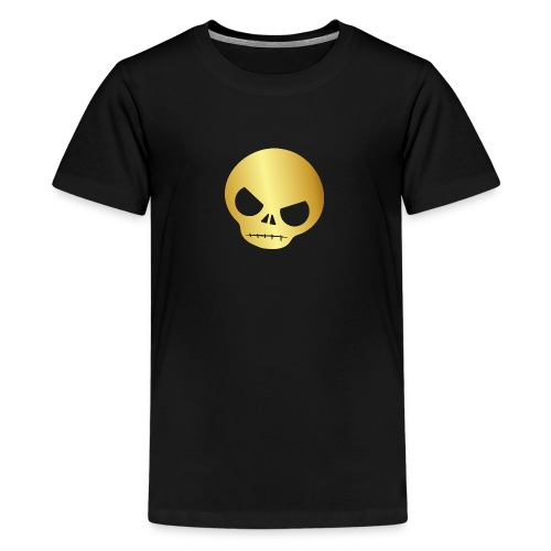 Logo Brawl Brawler Stars Gamer Gaming - Camiseta premium adolescente