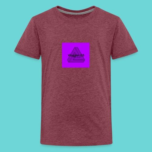 2018 logo - Teenage Premium T-Shirt