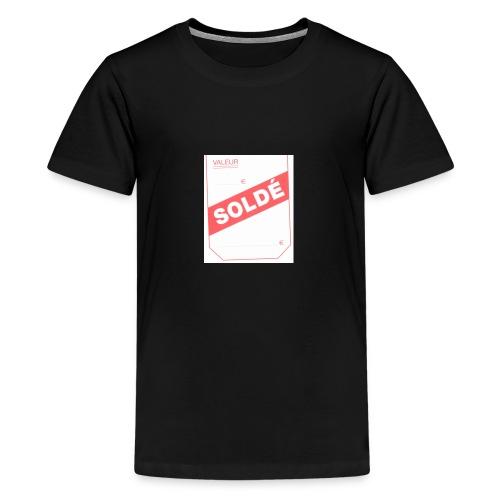 soldé - T-shirt Premium Ado