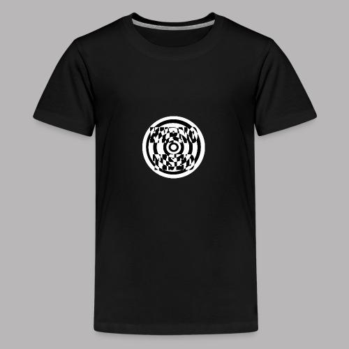 HYPNO-TISED - Teenage Premium T-Shirt