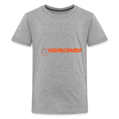 Eidsecondos better diversity - Teenager Premium T-Shirt
