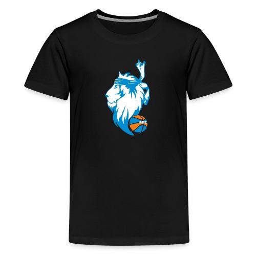 Ajaccio Basket Club - T-shirt Premium Ado