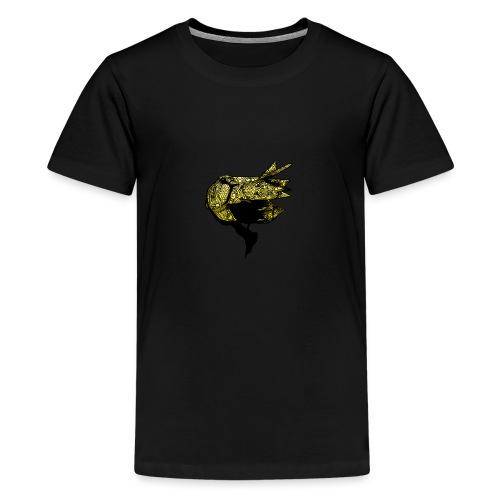 Pirol - Premium T-skjorte for tenåringer
