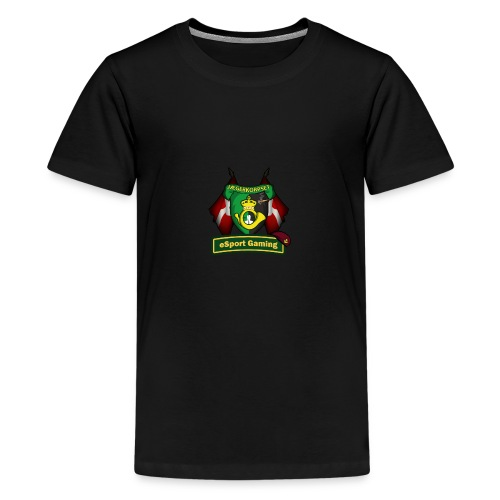 JGK eSport - Teenager premium T-shirt