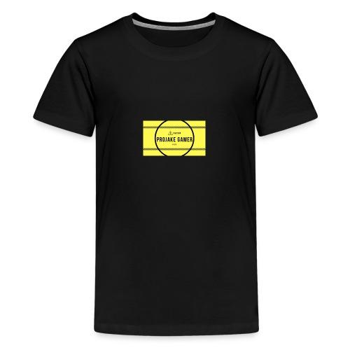 PROJAKE GAMER IS HERE - Teenage Premium T-Shirt