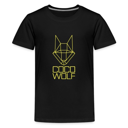 COCO WOLF - Teenager Premium T-Shirt