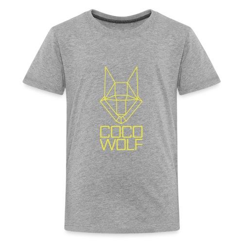 COCO WOLF - Teenager Premium T-Shirt