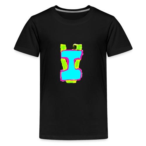 isaac_ vungbo - Teenage Premium T-Shirt