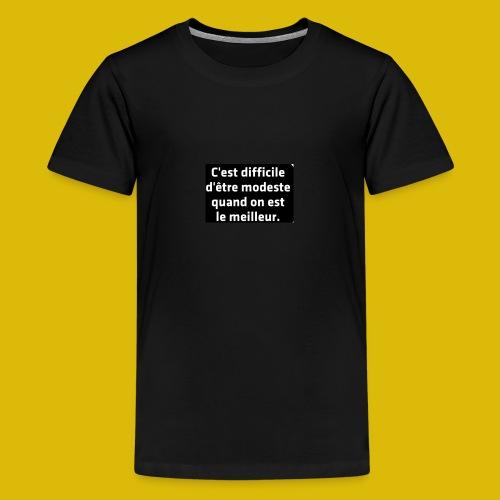 PAR FEE - T-shirt Premium Ado