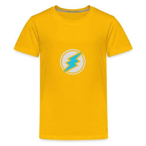 ETN logo # 2 - Teenage Premium T-Shirt