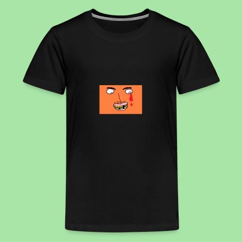Moche-homme laid - T-shirt Premium Ado