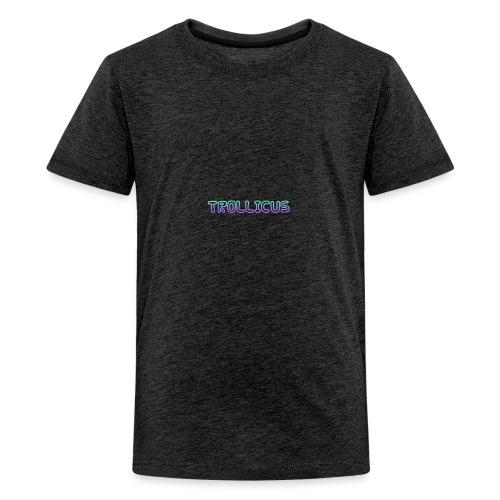 cooltext280774947273285 - Teenage Premium T-Shirt