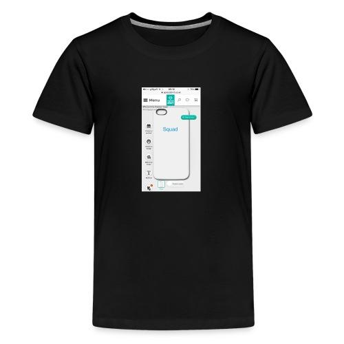 Squad iPhone case - Teenage Premium T-Shirt