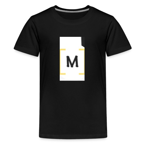 Mr jammy hoodies - Teenage Premium T-Shirt