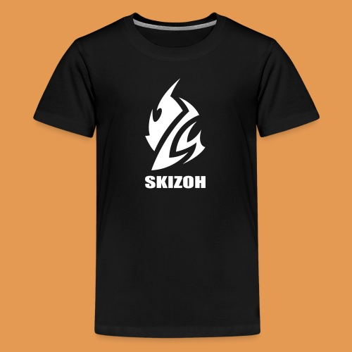 SKIZOH (Casquette) - T-shirt Premium Ado