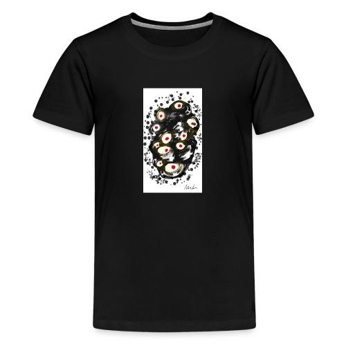 Super Eyes - Camiseta premium adolescente