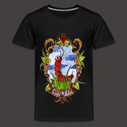 GUNILLE DU PRINTEMPS - T-shirt Premium Ado