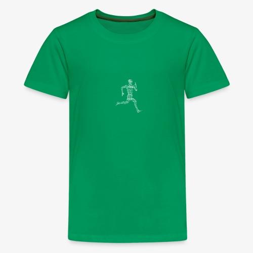 run - Koszulka młodzieżowa Premium