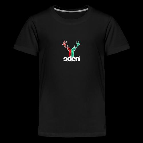 geweihbär EDEN - Teenager Premium T-Shirt