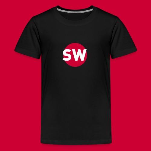 SchipholWatch - Teenager Premium T-shirt
