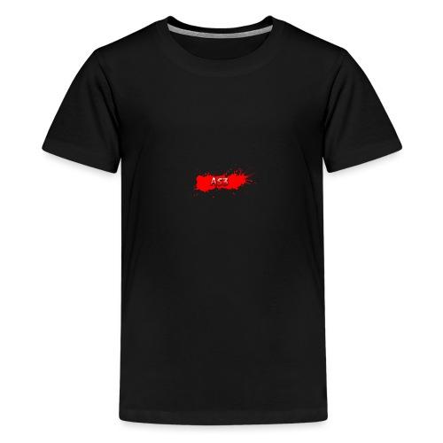 AS3 Original Design - Teenage Premium T-Shirt