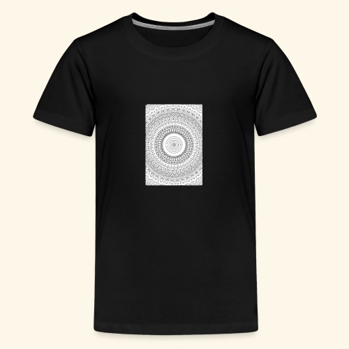 ilusion - Teenager Premium T-Shirt