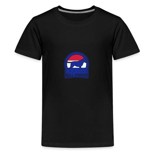 BULL TERRIER Netherlands NEDERLAND - Teenager Premium T-Shirt