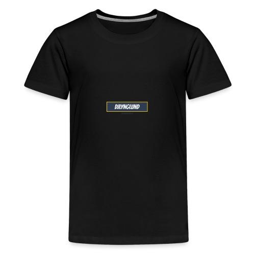 DJLynglund - Premium T-skjorte for tenåringer