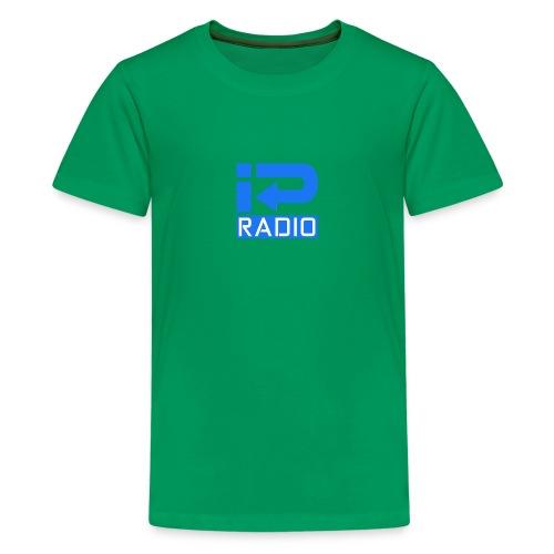 logo trans png - Teenager Premium T-shirt