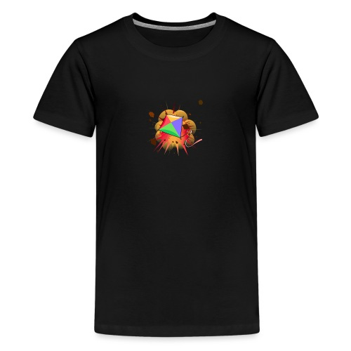 Kitetrina - Teenage Premium T-Shirt