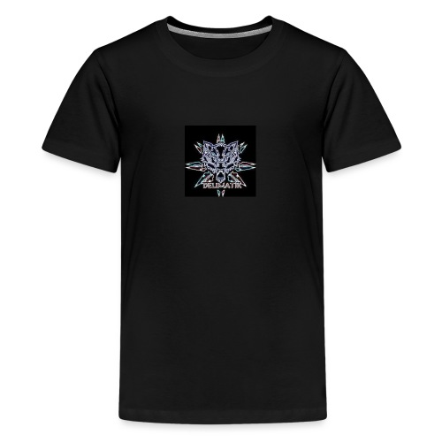 Delimatik Balla - Teenager Premium T-Shirt