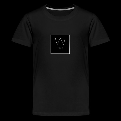 WOLDER - Teenager premium T-shirt