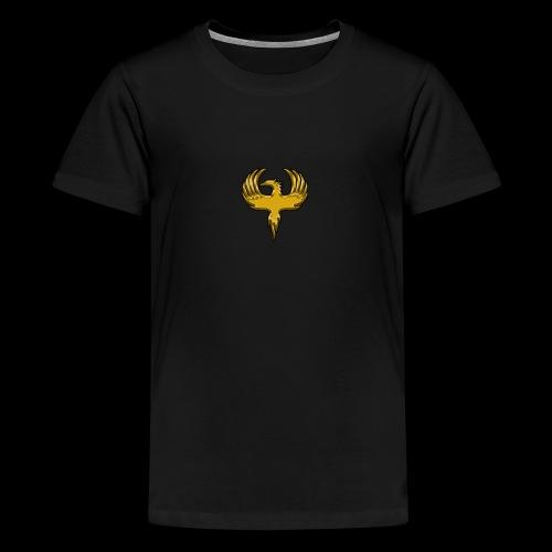 PhnxBaum Logo - Teenager Premium T-Shirt