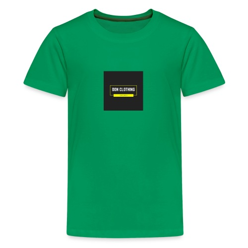 Don kläder - Premium-T-shirt tonåring