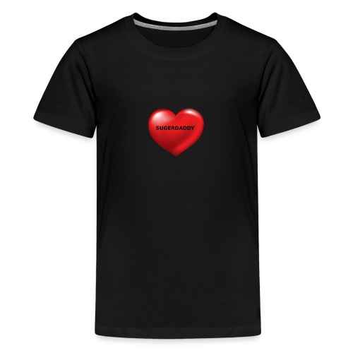 Sugerdaddy - Teenager premium T-shirt