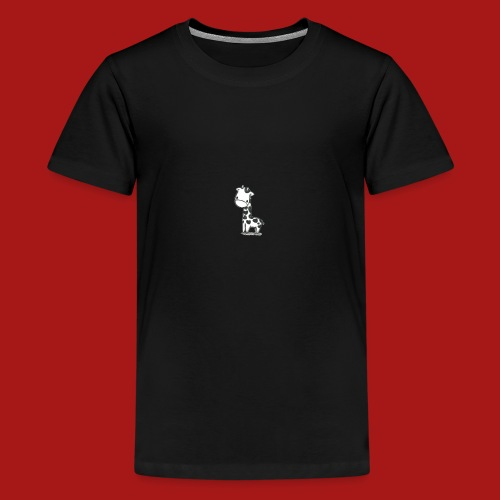 CuteBaby Giraf - Teenager premium T-shirt