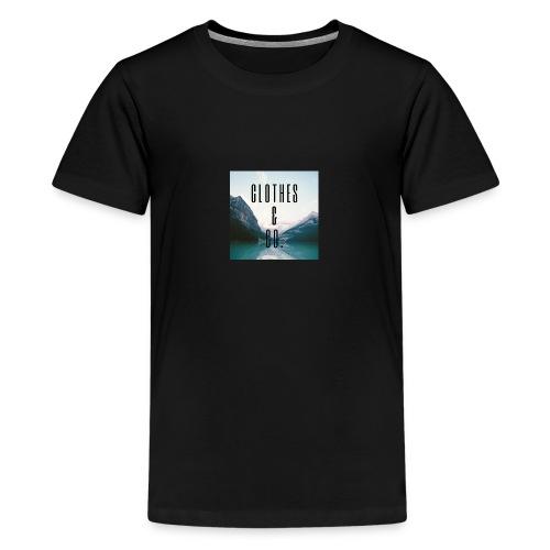 Clothes & Co. - T-shirt Premium Ado